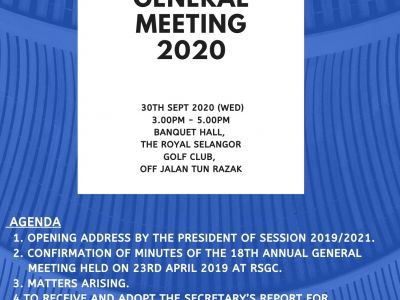 MOGEC 19th Annual General Meeting 2020