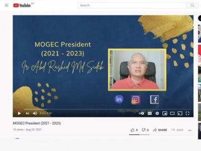 MOGEC on YouTube Channel